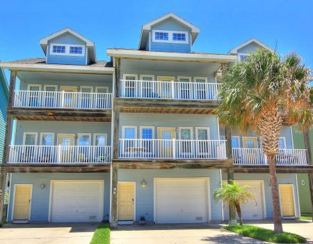 Port Aransas Beach House Rentals