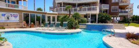 Mustang Island Beach Club | Silver Sands Vacation Rentals